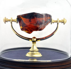 Philosopher's Stone / Sorcerer's Stone in Glass Display Case  - Harry Potter Replica by Noble Collection Thumbnail 2