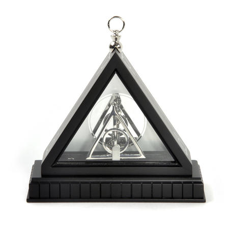 Xenophilius Lovegood Necklace and Display Case  - Harry Potter Replica by Noble Collection