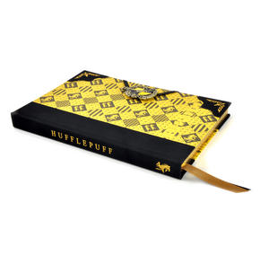 Harry Potter Hufflepuff Premium Journal Notebook - Noble Collection Thumbnail 4