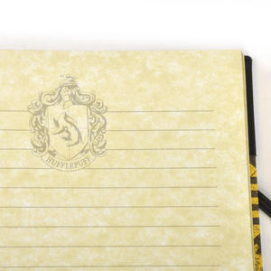 Harry Potter Hufflepuff Premium Journal Notebook - Noble Collection Thumbnail 7