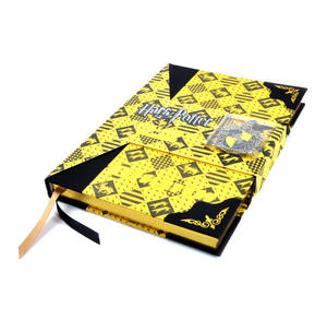 Harry Potter Hufflepuff Premium Journal Notebook - Noble Collection Thumbnail 8