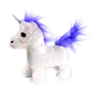 Magical Unicorn - The trotting, tail and mane shaking Unicorn