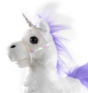 Magical Unicorn - The trotting, tail and mane shaking Unicorn Thumbnail 2