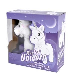 Magical Unicorn - The trotting, tail and mane shaking Unicorn Thumbnail 4