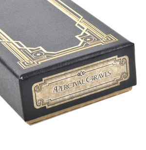Percival Graves Wand in Ollivander's Box - Newt Scamander Fantastic Beasts - Noble Collection Replica Thumbnail 5