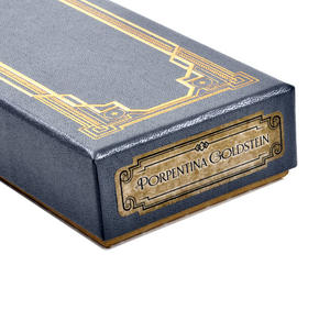 Porpentina Goldstein Wand in Ollivander's Box - Newt Scamander Fantastic Beasts - Noble Collection Replica Thumbnail 5