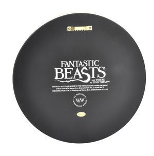 Fantastic Beasts M.A.C.U.S.A. Emblem Wall Art- Newt Scamander Fantastic Beasts - Noble Collection Replica Thumbnail 3