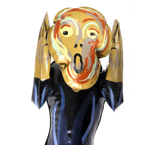 Edvard Munch's The Scream Inflatable Toy Thumbnail 2