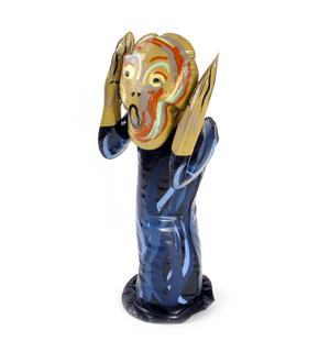 Edvard Munch's The Scream Inflatable Toy Thumbnail 5