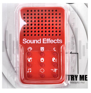 Mini Classic Sound Machine - 9 Essential Sound Effects Thumbnail 2
