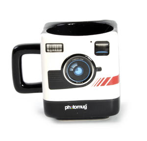 Retro Camera Square Photo Mug Thumbnail 3