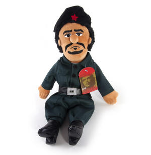 Che Guevara Soft Toy - Little Thinkers Doll Thumbnail 5