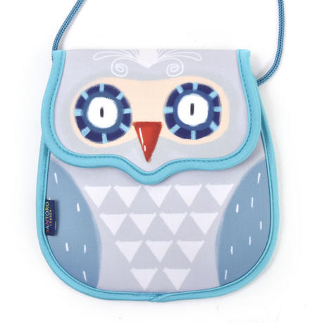 Starry Night Owl Bag By Kori Kumi