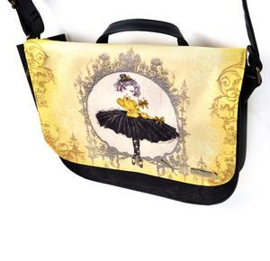 Marionette - Shoulder Bag By Mirabelle Thumbnail 6