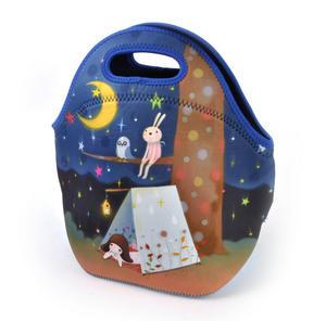 Starry Night - Neoprene Lunch Bag By Kori Kumi Thumbnail 3