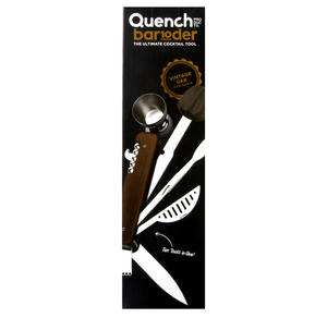 Quench Bar10der - Ten Bar Tools in One - Vintage Oak Edition Thumbnail 3