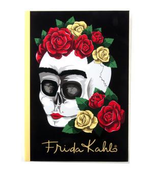 Frida Kahlo Floral Skull A5 Address Book Thumbnail 4