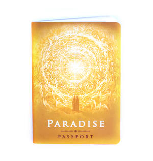 Paradise Passport - Pocket Notebook