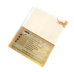Paradise Passport - Pocket Notebook Thumbnail 3