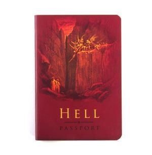 Hell Passport - Diabolical Pocket Notebook