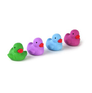 Duck Erasers Collection by Tinc
