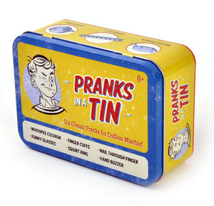 Pranks in a Tin - Six Classic Pranks