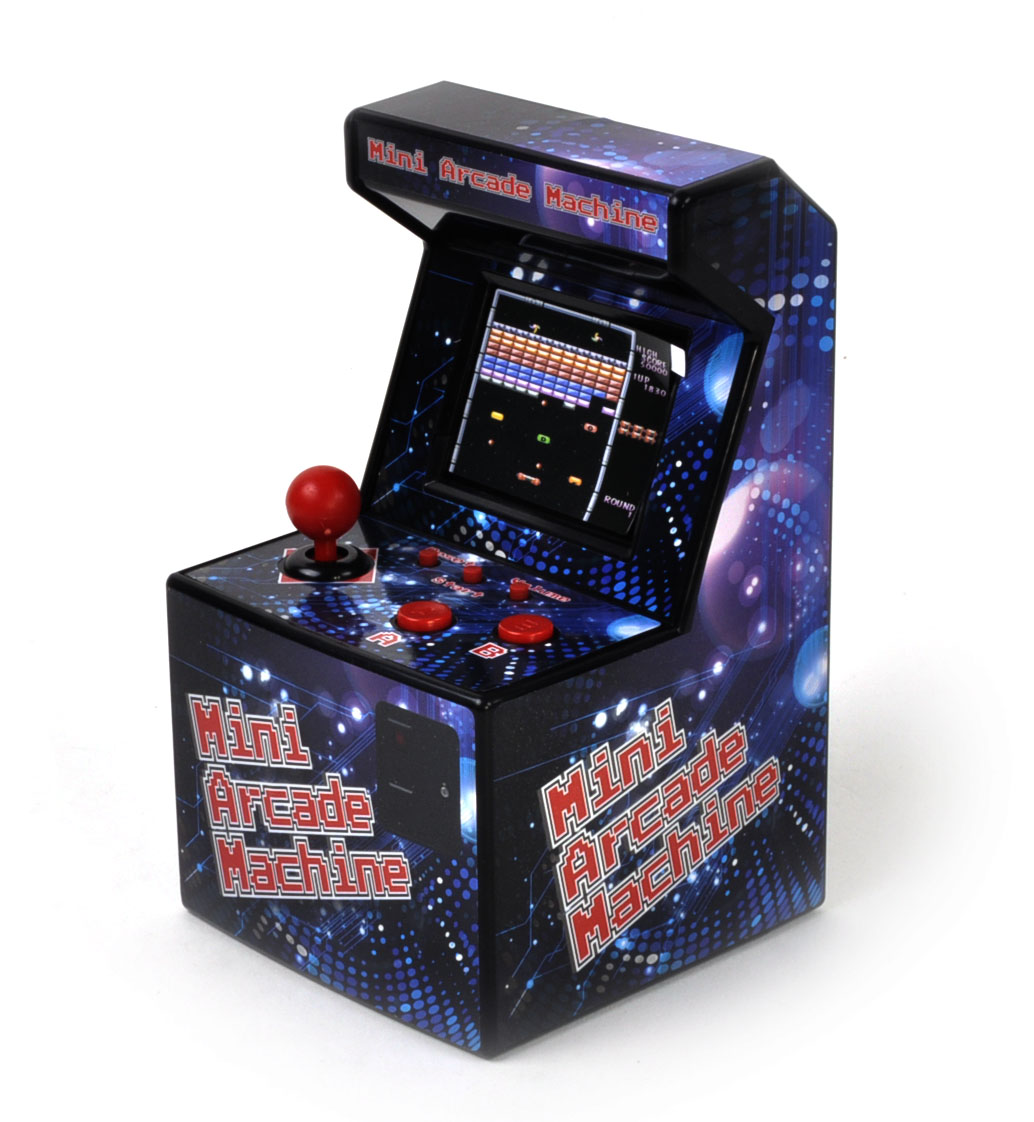 how to set up arcade machines in new retro arcade