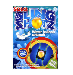 Solo Sling Shotz - Water Balloon Catapult