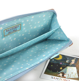 Starry Night - Kori Kumi Neoprene Pencil & Accessory Case Thumbnail 3