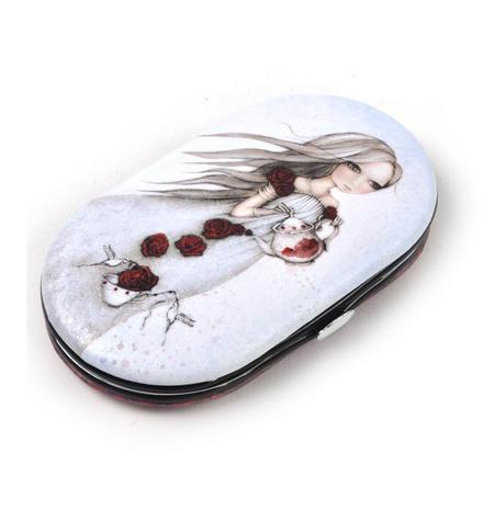 Rose Tea Manicure Set by  Mirabelle