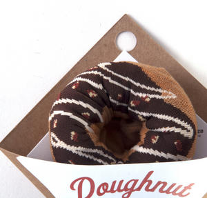 Chocolate Glazed  - Doughnut Socks Thumbnail 2