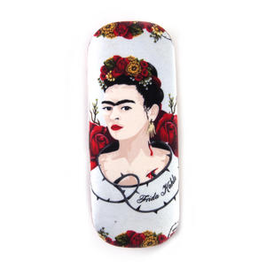 Frida Kahlo Rose Thorn Glasses Case and Lens Cloth Set Thumbnail 3