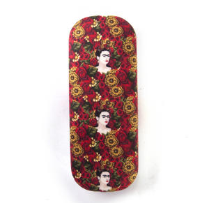 Frida Kahlo Rose Thorn Glasses Case and Lens Cloth Set Thumbnail 4