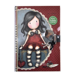 My Story Lockable Journal by Gorjuss Thumbnail 3