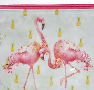 Flamingos Large Accessory Case by Santoro Thumbnail 2