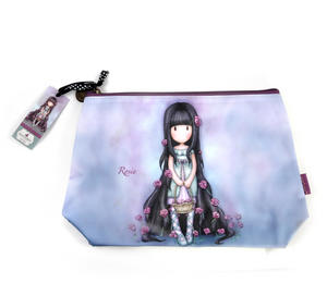 Rosie - Large Coated Accessory Case