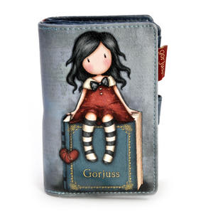 My Story - Wallet By Gorjuss