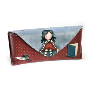 My Story - Large Deluxe Glasses Case by Gorjuss