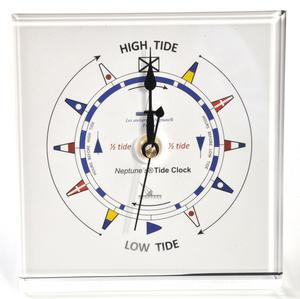 Classic Dial Square Standing Tide Clock - Acrylic TC 1010 C - ACR 150 x 150mm Thumbnail 4