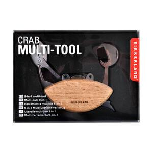 Crab Multi Tool  - 9 in 1 Multi-Tool Thumbnail 4