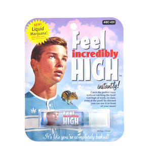 Feel Incredibly High Instantly! Breath Spray Freshener
