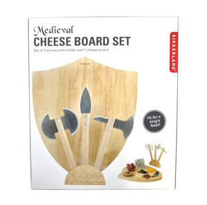 Medieval Cheese Board Set Thumbnail 3