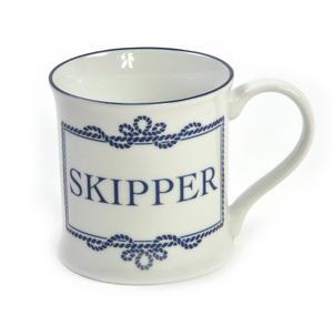 Skipper Mug - White