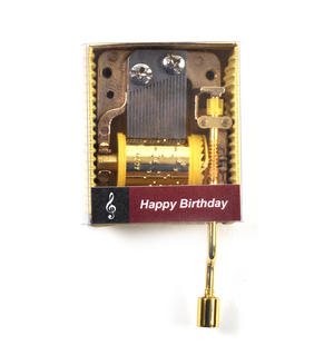 Happy Birthday - Music Box