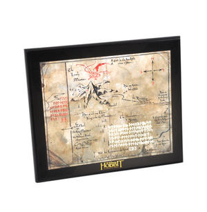 The Hobbit Thorin Oakenshield Map by The Noble Collection Thumbnail 4