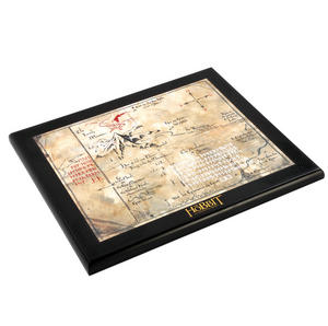 The Hobbit Thorin Oakenshield Map by The Noble Collection Thumbnail 8