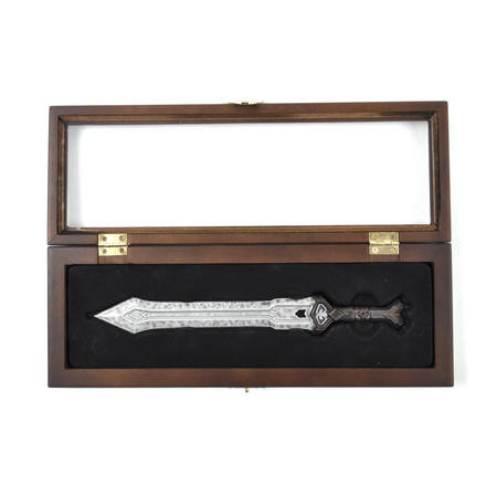 Thorin Oakenshield Letter Opener - The Hobbit Replica by Noble Collection
