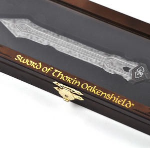 Thorin Oakenshield Letter Opener - The Hobbit Replica by Noble Collection Thumbnail 7