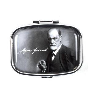 Sigmund Freud Medications & Pill Box Thumbnail 1