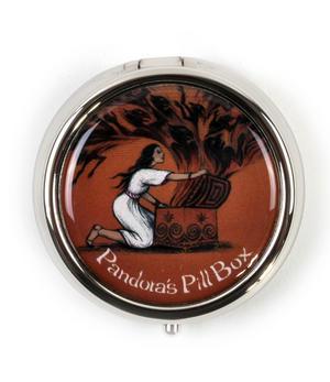 Pandora's Pill Box - Circular Thumbnail 1